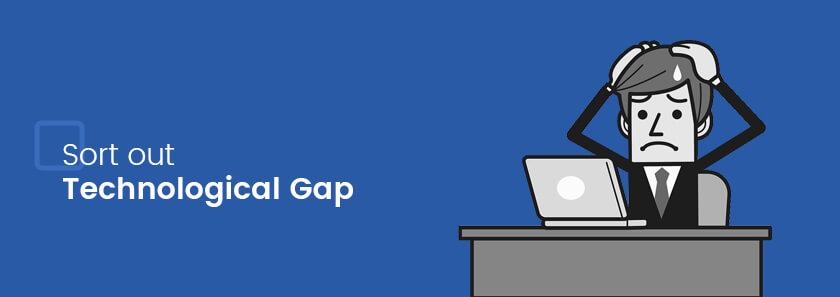 Sort Out Technological_Gap