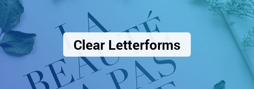 Clear_Letterforms