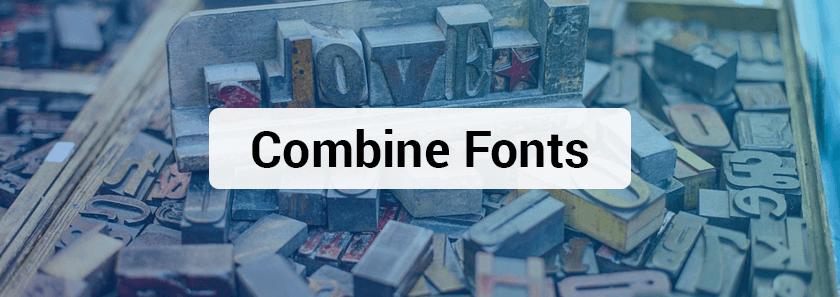 Combine-Fonts