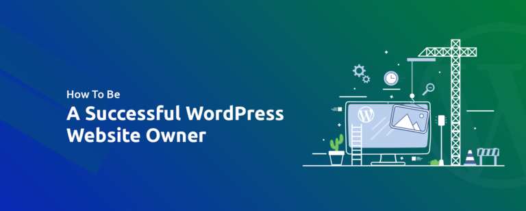 Successful WordPress Owner