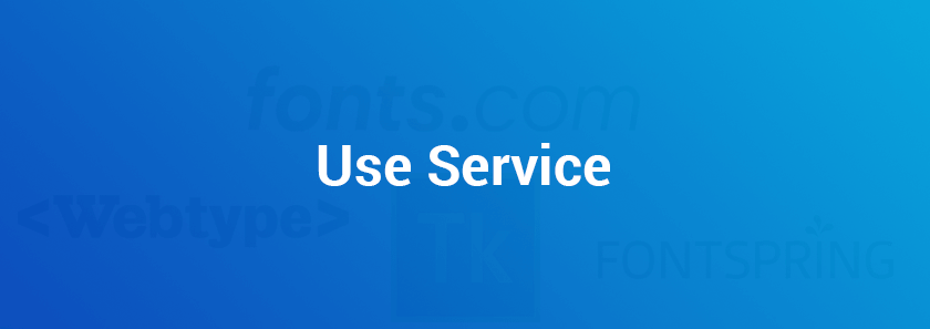 use-services