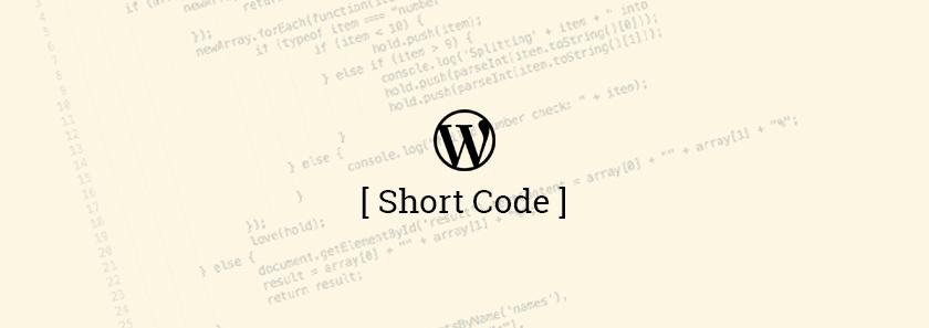 Hard for Shortcode User