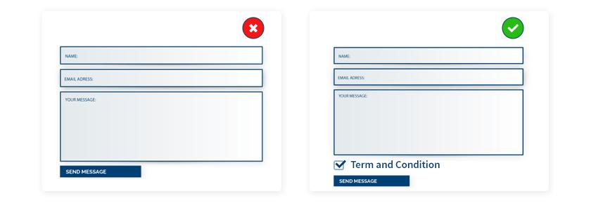 Audit Contact Form