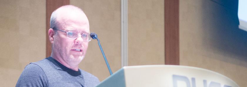 Rasmus Lerdorf, creator of PHP