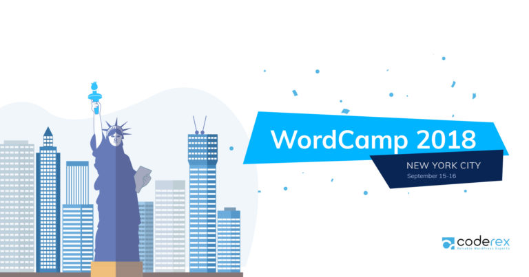 New York WordCamp Banner by CodeRex
