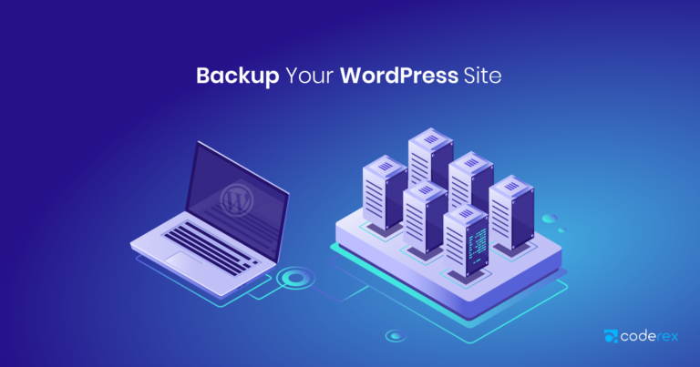 Featured Image: Why & How to Backup Your WordPress Site