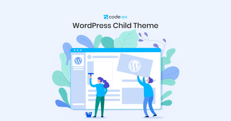 Create Child Theme Featured Image