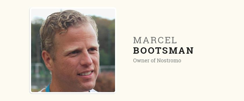 Marcel Bootsman, Owner of Nostromo