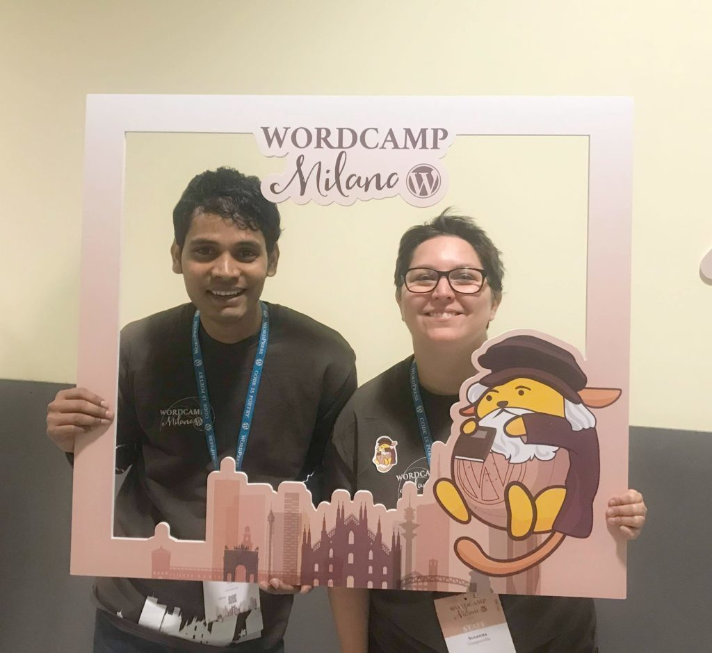 WordCamp Milan 2018